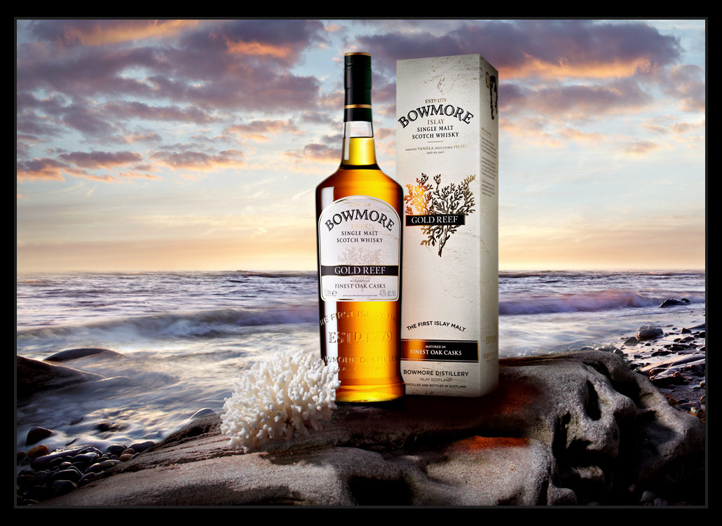 Bowmore International Advertising Campaign